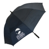"63"" Navy Golf Umbrella w/Academic Logo thumbnail"
