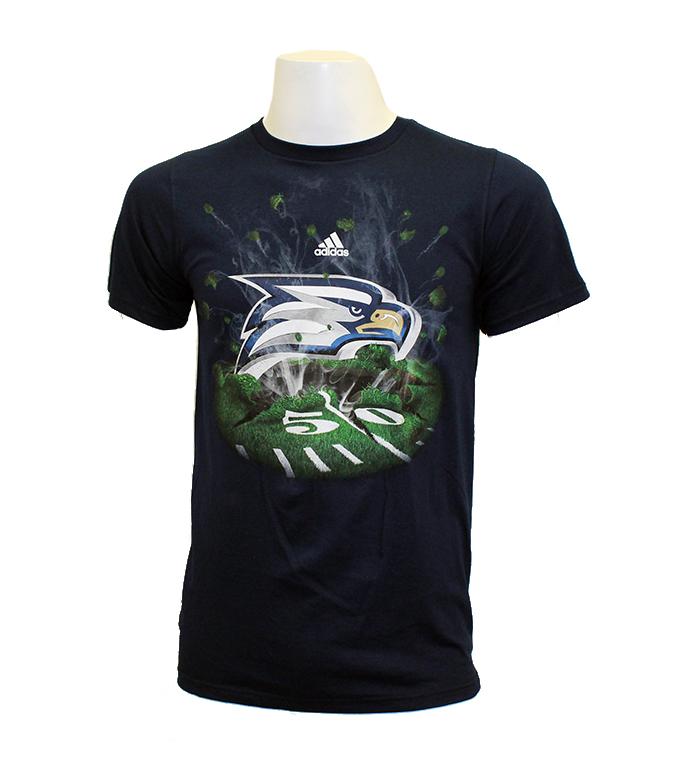 Adidas Navy T-Shirt w/Eagle Head & Field