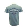 Comfort Colors Blue T-Shirt w/GSU Seal on Pocket thumbnail