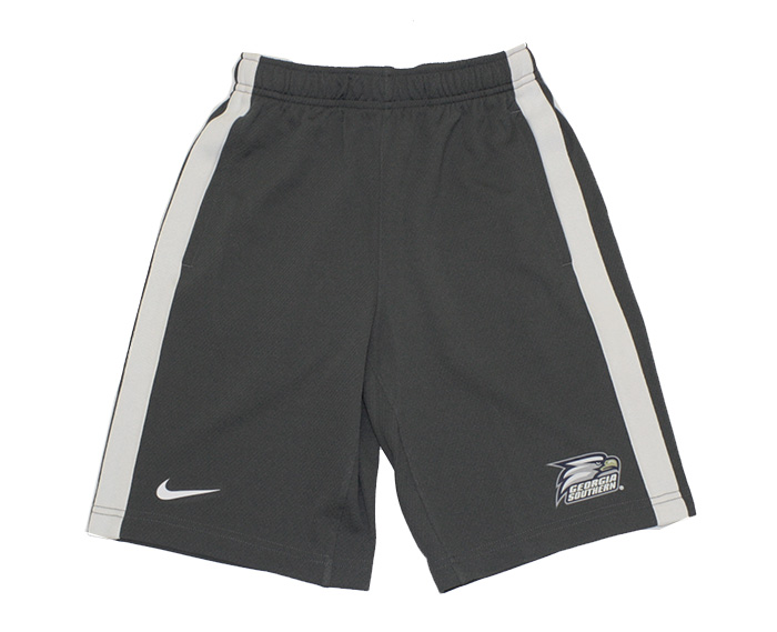 Nike Dark Gray Youth Epic Shorts w/Athletic Logo