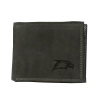 Zep Pro Gray Leather Bifold Wallet w/Eagle Haad thumbnail