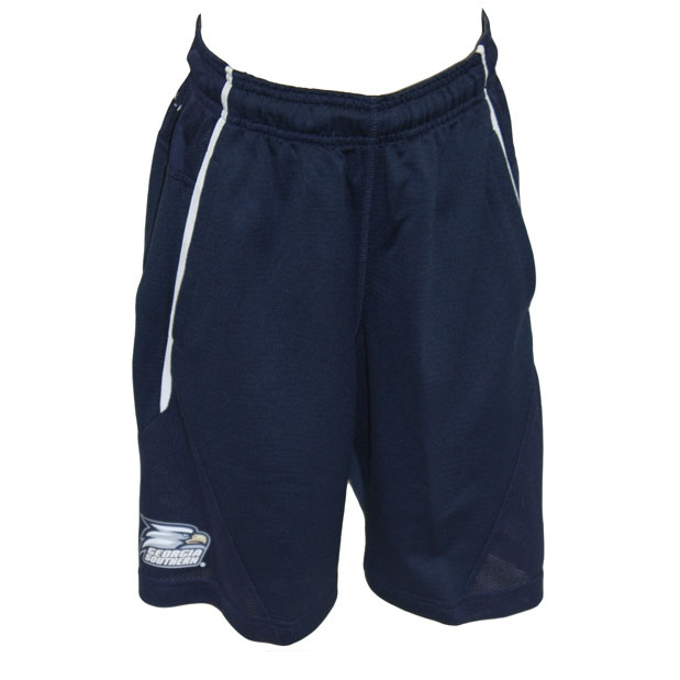 Nike Dri-FIT Navy/White Youth Shorts w/Athletic Logo