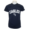 Russell Navy Baseball Jersey w/Eagles GS & GS on Back thumbnail