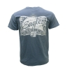"Pressbox Jean T-Shirt w/""Once an Eagle..."" on back thumbnail"