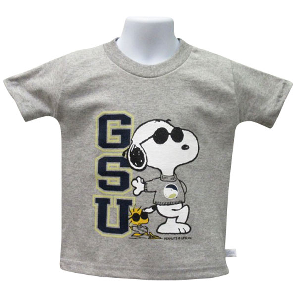 Third Street Gray Infant Shirt w/Peanuts Characters