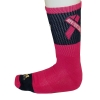 Adidas Pink/Navy All for the Fight BCA Socks thumbnail