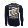 Russel Navy Long Sleeve w/Alumni on Back thumbnail