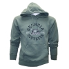 Hanes ComfortWash Cypress Fleece Hoodie w/Athletic Logo thumbnail