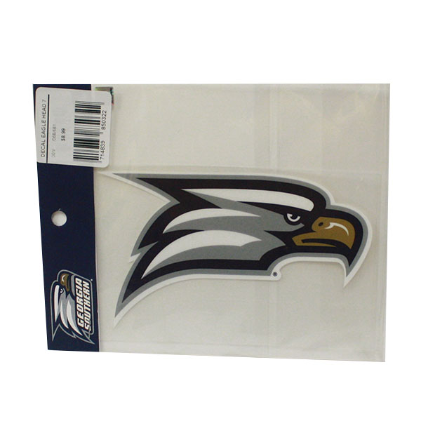 "7"" Eagle Head Decal"