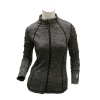 KadyLuxe Ladies Heather Gray Jacket thumbnail