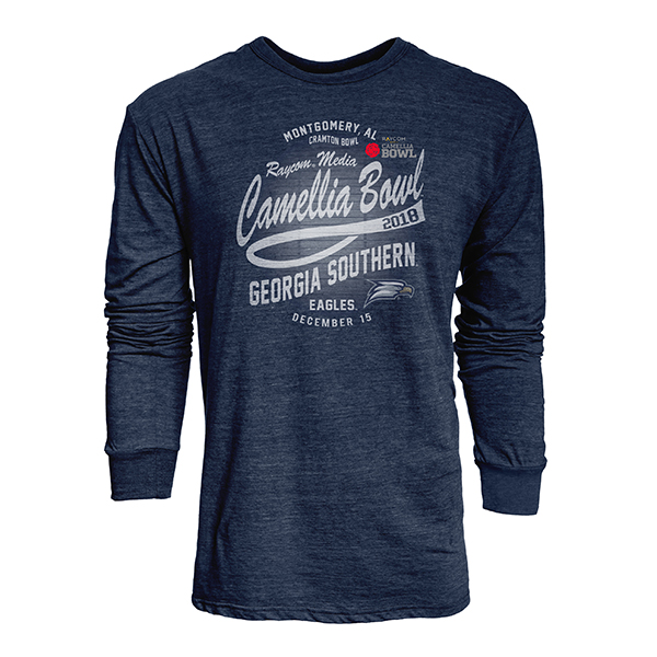 Navy Bowl Game 2018 Long Sleeve T-Shirt
