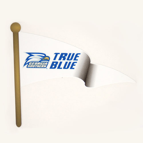 Image For Auto-Graphs Premium Vinyl - True Blue Flag Decals
