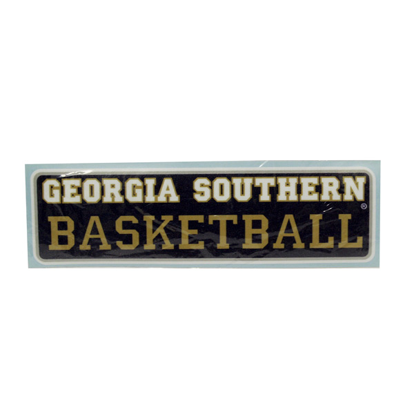 Image For Decal - GS Basketball