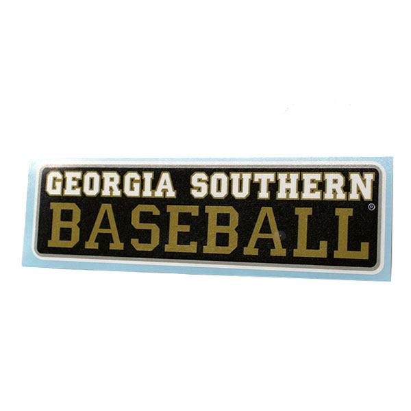 Cover Image For Decal - GS Baseball
