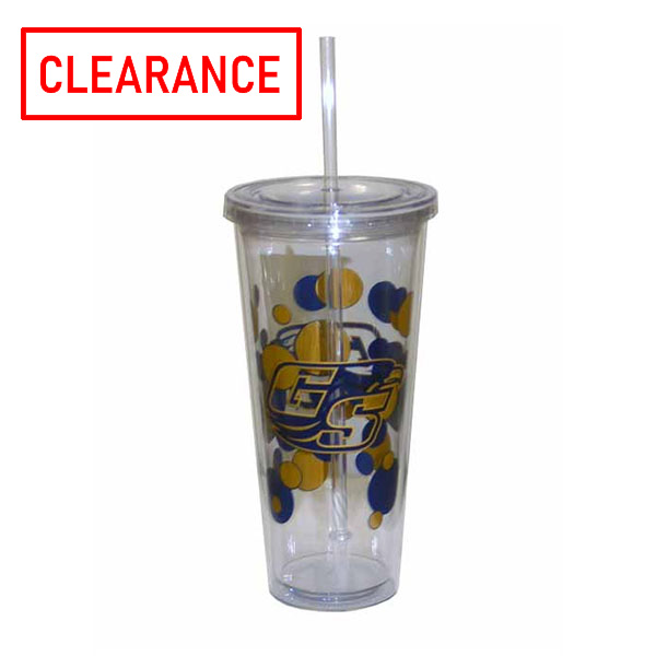 Image For 20 oz. Insulated Drink Tumbler w/Secondary Logo