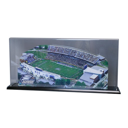 Image For Light Up Paulson Stadium Replica with Case w/ Primary logo