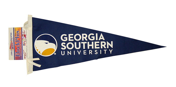 Georgia Southern 12x30 Felt Pennant