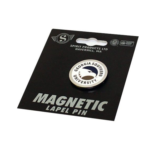 Image For Magnetic Lapel Pin w/Academic Logo