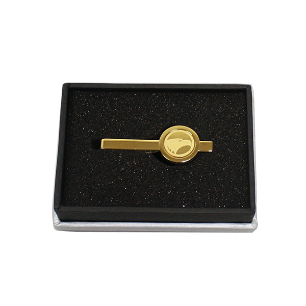 Image For CSI Gold Tie Bar w/Academic Logo