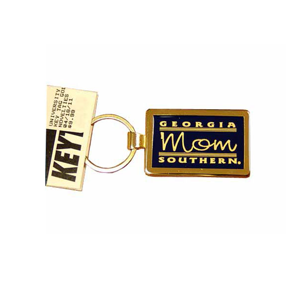 "Image For ""Georgia Southern Mom's Keychain"