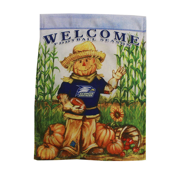 "Image For 11"" x 16"" Garden Flag - Welcome Football Season"