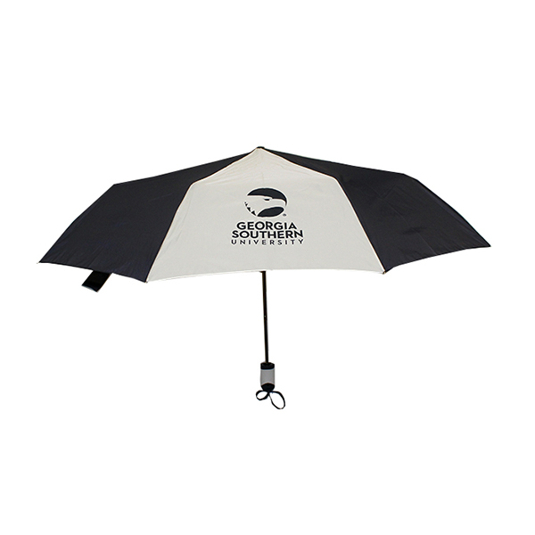 "Image For The Spirit 42"" Deluxe Auto Open Umbrella w/Academic Logo"