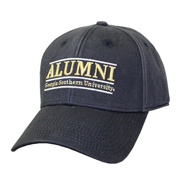 Image For Cap w/Embroidered Alumni Bar