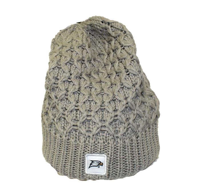62615b719d7 Nike Gray Slouchy Beanie Women s Winter Hat