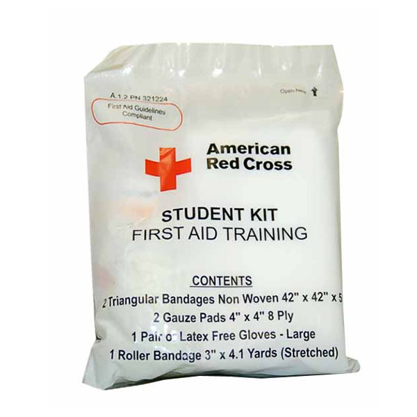 Image For Student Kit First Aid Training