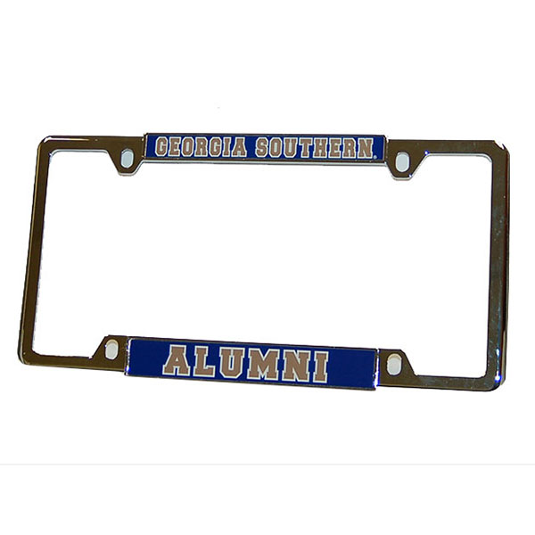 Image For Alumni Silver Tag Frame
