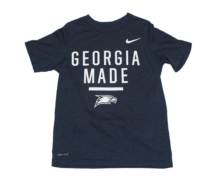 bed01e0c59f7 Nike Navy Youth Dri-Fit Legend T-Shirt