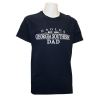 Cover Image for Navy Est. 1906 GASO Eagles Dad T-shirt