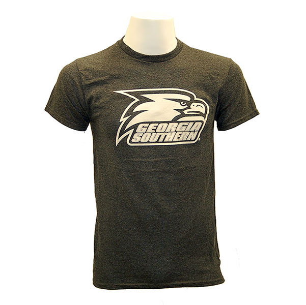 Image For Charcoal T-Shirt w/Athletic Logo