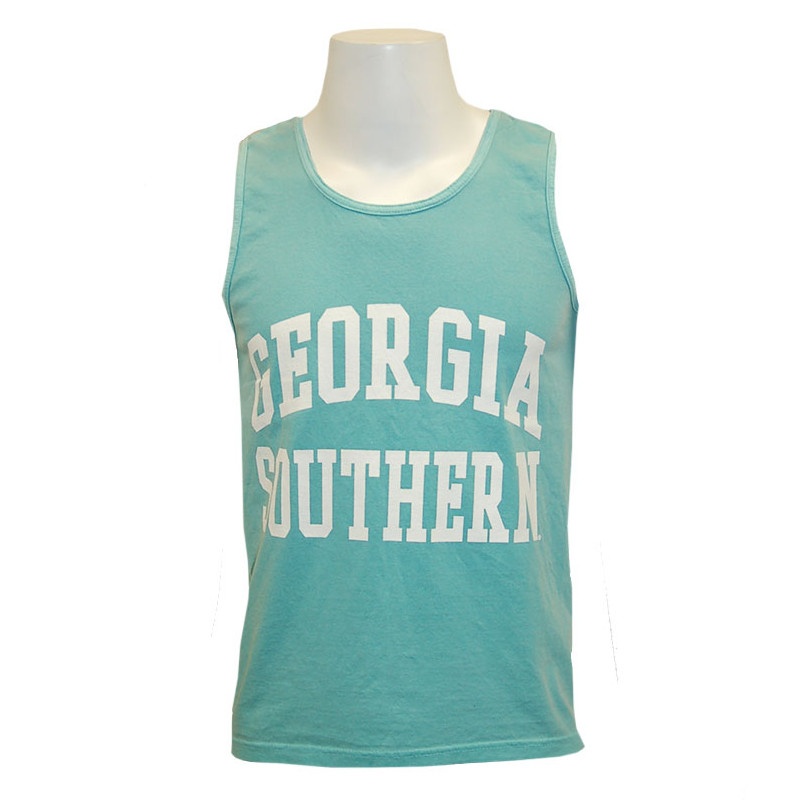 Image For Comfort Colors Mint Tank w/GS