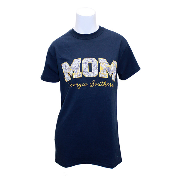 Image For Navy GASO Mom T-Shirt