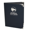 Cover Image for Samsill Navy Padfolio Notebook w/Academic Logo