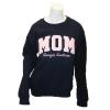 "Cover Image for Navy ""Mama Bird"" T-shirt w/ ""GSU"" on Back Mom Shirt"