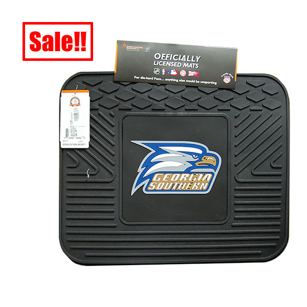 "Image For 14"" x 17"" Utility Mat - 2 Piece w/Athletic Logo"