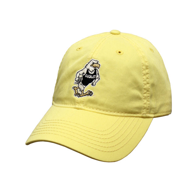 Image For Legacy Yellow Ladies Cap w/GUS on Front