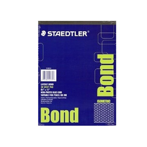 Image For Isometric Layout Bond Pad