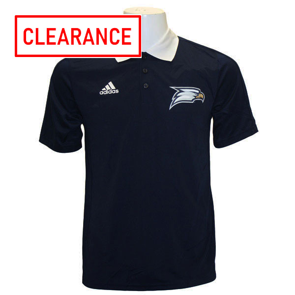 Cover Image For Adidas Navy Coaches Polo 2017 w/Eagle Head