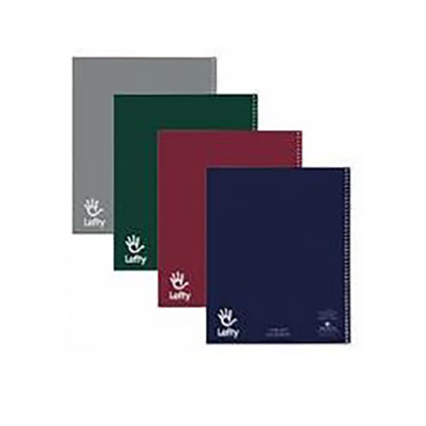 Image For Roaring Spring Lefty 1-Subject Notebook,Assorted,100 Sheets