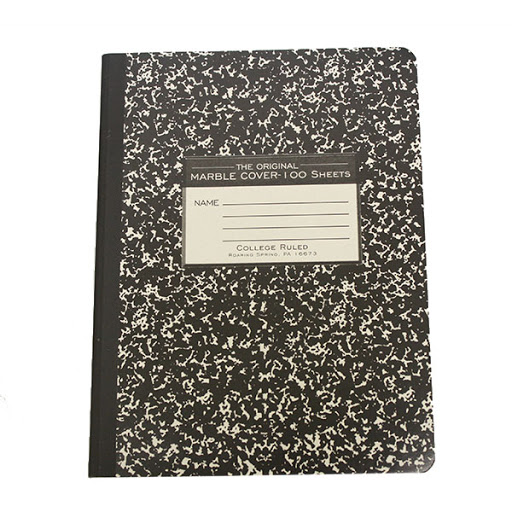 Image For Roaring Spring Composition Book, College Ruled, 100 Sheets
