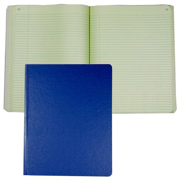 Image For Composition Pledge Book, Blue