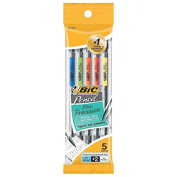 Image For BIC Xtra-Precision Mechanical Pencil, Fine Point, 0.5mm