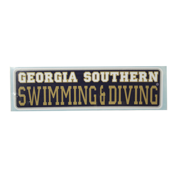 Image For Decal - GS Swimming & Diving
