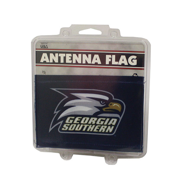 Image For Fremont Die Antenna Flag w/Athletic Logo
