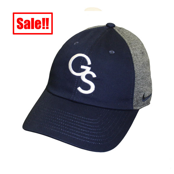 Image For Nike Ladies Navy/Gray H86 Hat w/GS
