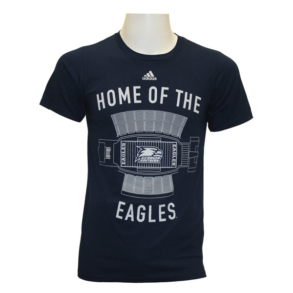 Image For Adidas Navy T-Shirt w/Team Schedule 2018