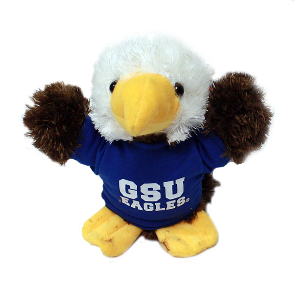 "Image For 6"" Plush Eagle w/Navy Tee"